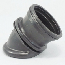 1 Luftfilterkasten-Anschluß-Gummi Original Neu Kawasaki GPZ/ ZL.
