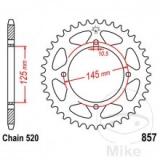 Kettenrad Stahl 520 Teilung MZ/MUZ/Yamaha.