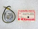 Buchse/Massehalter im Scheinwerfer Kawasaki  Neu.