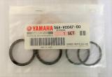 Bremssattel-Reparatursatz vorne Yamaha TT250/350/600/IT200S/YZ125/250/490/T für 1 Sattel.