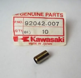 Führungshülse für Motordeckel/Ritzelabdeckungen/Zylinder usw. 6,3 x 8 x 14 mm.